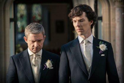 """Sherlock: La cuarta temporada será """"más intensa y oscura"""""""