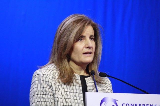 Fátima Bañez, Ministra de Empleo