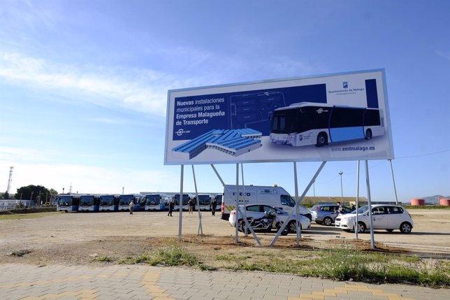 Parcela en Los Prados para las nuevas instalaciones de la EMT