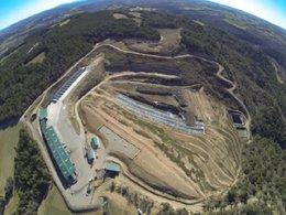 Primera planta para aprovechar materiales de vertederos en el Solsonès
