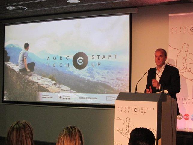 Arranca en Cáceres el proyecto Agrotech Start Up del Gobex
