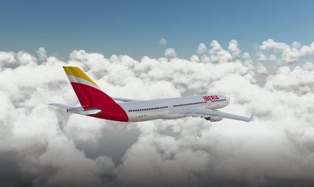 Iberia vuela por el mundo