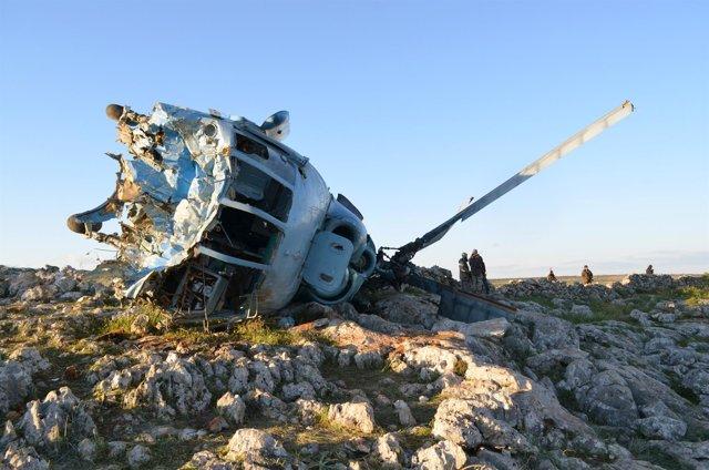 El Frente al Nusra publica fotografías y vídeos de los pilotos sirios capturados
