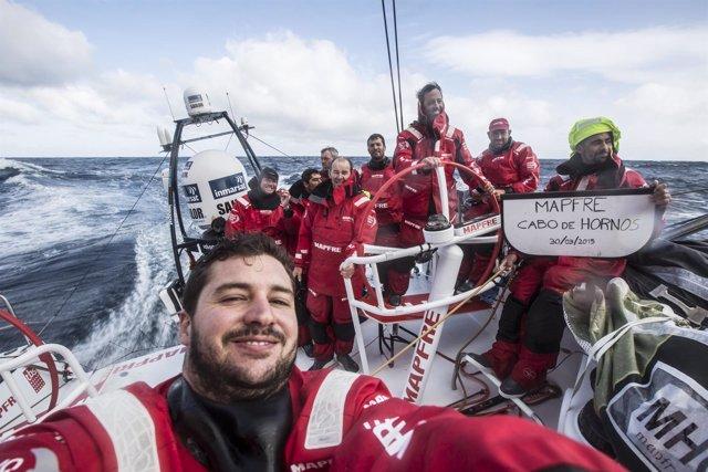 MAPFRE cabo Hornos Volvo Ocean Race