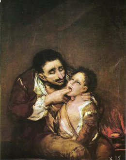 Lazarillo de Tormes por Goya