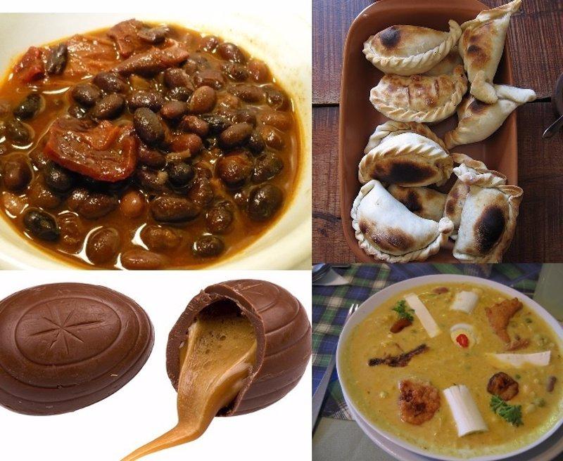 Los platos t picos en la semana santa de latinoam rica for Platos de semana santa
