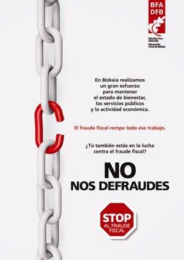 Campaña contra el fraude