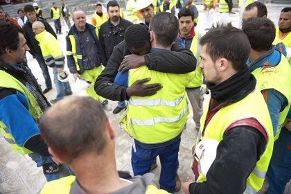 CCOO investigará la muerte del trabajador en las obras de Valdecilla
