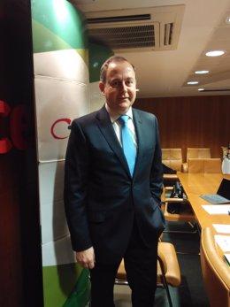 Luis Osuna, consejero delegado de Covirán