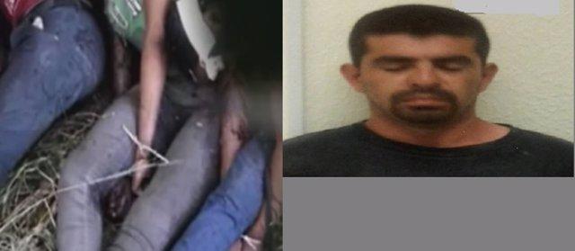 Detenido autor de masacre en Tamaulipas