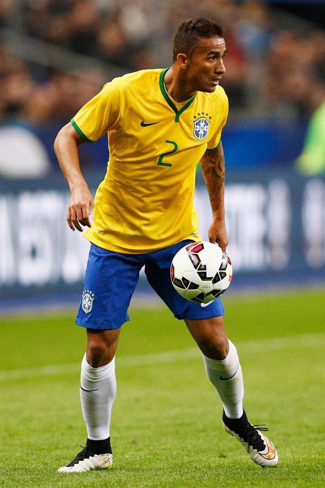 Danilo, nuevo jugador del Real Madrid