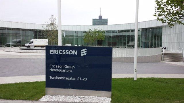 Sede de Ericsson en Estocolmo