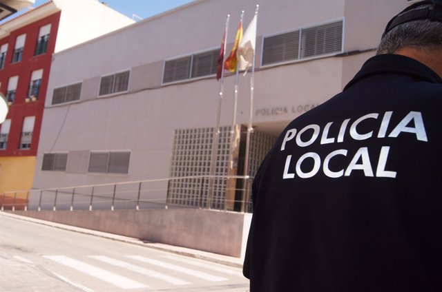 Policía Local de Totana