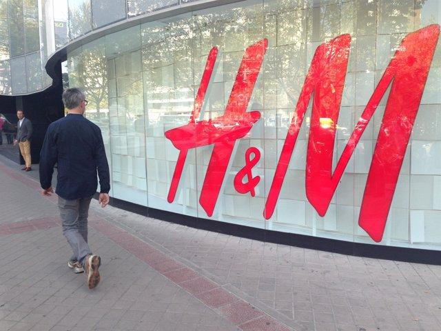 Tiendas H&M, consumo