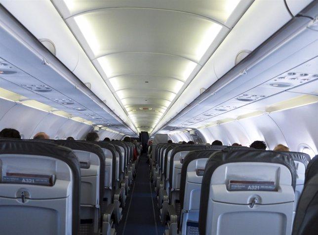 Airbus A321 operado por Germanwings