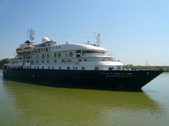 Crucero 'Corinthian II'