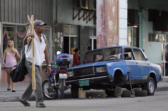 Calle de La Habana (Cuba)