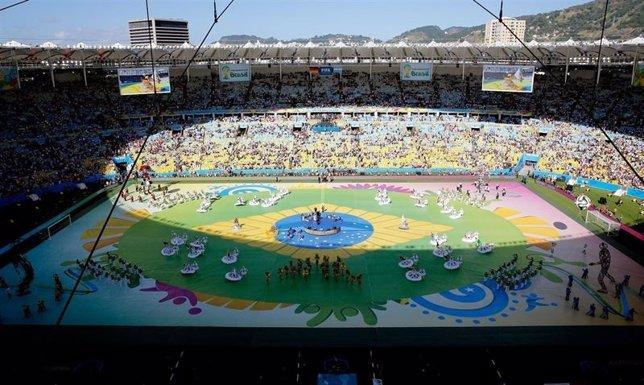 A la venta dos estadios del Mundial de Brasil