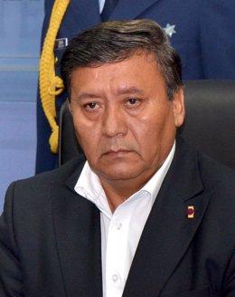 Ex ministro de Defensa de Bolivia, Jorge Ledezma, pide disculpas al presidente E