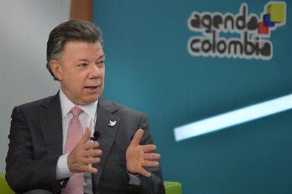 Santos advierte a las FARC que cualquier acuerdo de paz debe incluir un proceso de 'justicia transicional'