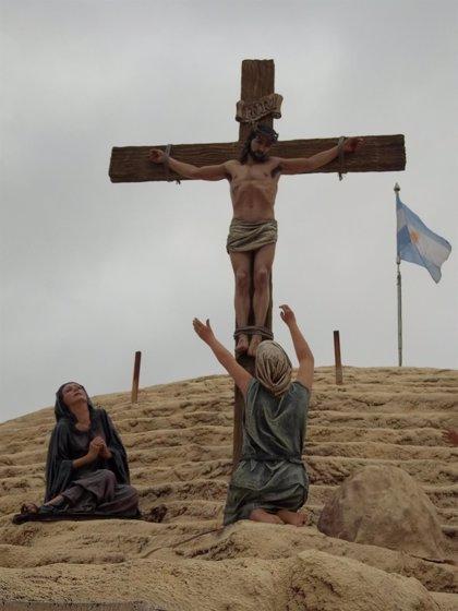 'Tierra Santa', el parque temático religioso de Argentina