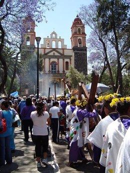 La Semana Santa en Itzapalapa