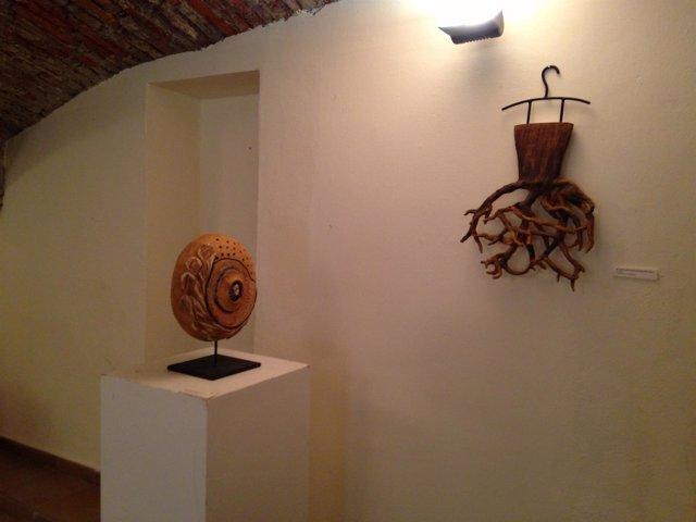 Exposición Con Barro que se puede ver en Cáceres