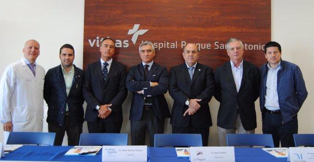 Acuerdo entre Parque San Antonio y La Malagueta