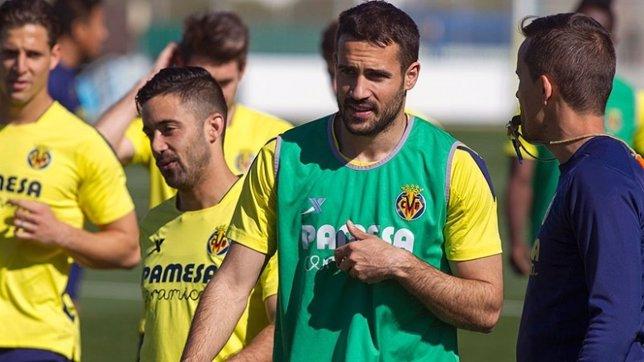 El jugador del Villarreal Mario Gaspar
