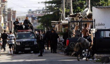 Mueren cuatro personas durante varios tiroteos en una favela de Río de Janeiro