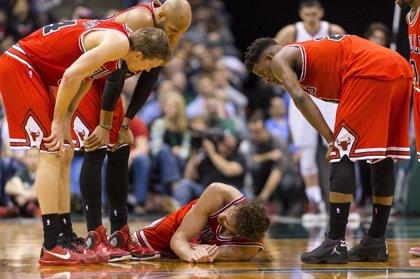 El 'doble-doble' 50 de Pau Gasol no evita la derrota de los Bulls en Milwaukee