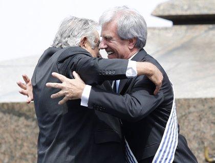 La mayoría de los uruguayos creen que Tabaré Vázquez será mejor que Mujica