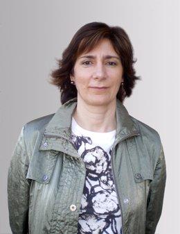 María José Verano, candidata del PSN a la alcaldía de Mendavia