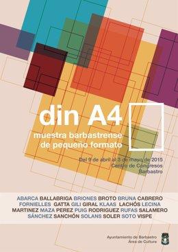 Barbastro organiza una exposición de artistas de la comarca.