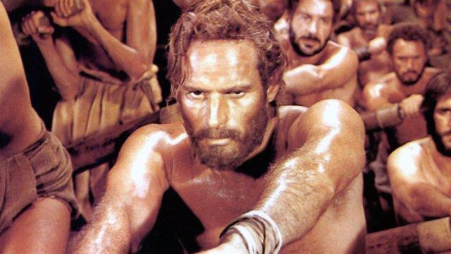 Ben-Hur, mítica película ambientada en la Antigua Roma