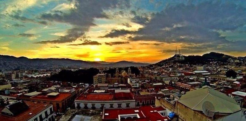 Oaxaca, paradisíacos paisajes en uno de los estados más pobres de México