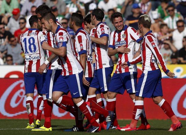 Córdoba - Atlético de Madrid