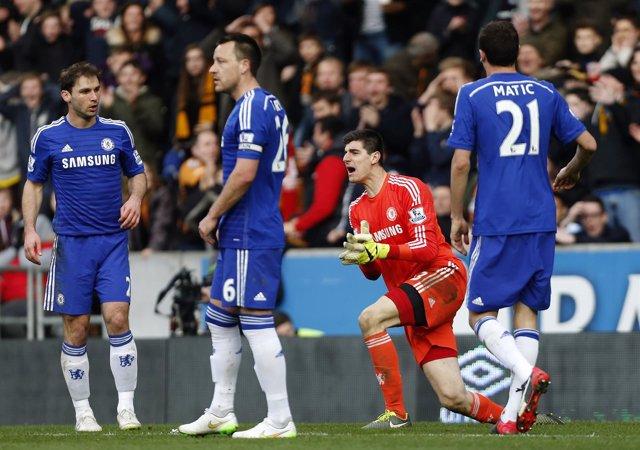 El Chelsea no perdona en su camino hacia el título