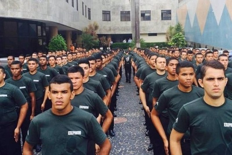 Resultado de imagen para milicias religiosas evangelicas brasil