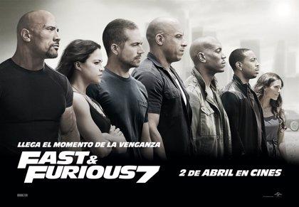 Fast & Furious 7: Un cine de Nueva York abre las 24 horas para cubrir la demanda de entradas