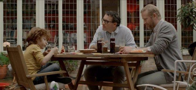 Fotograma del anuncio de Coca-Cola 'Familias'