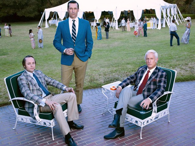 Mad Men se despide con los últimos episodios de la temporada final