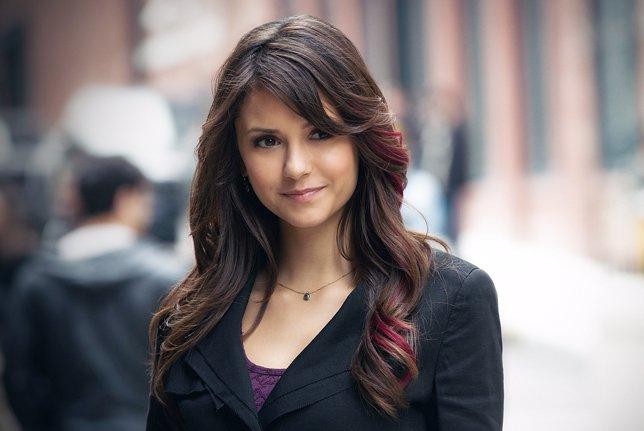 Nina Dobrev - Elena en The Vampire Diaries