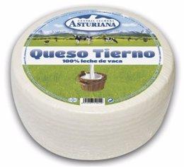 El nuevo queso tierno de Central  Lechera Asturiana.