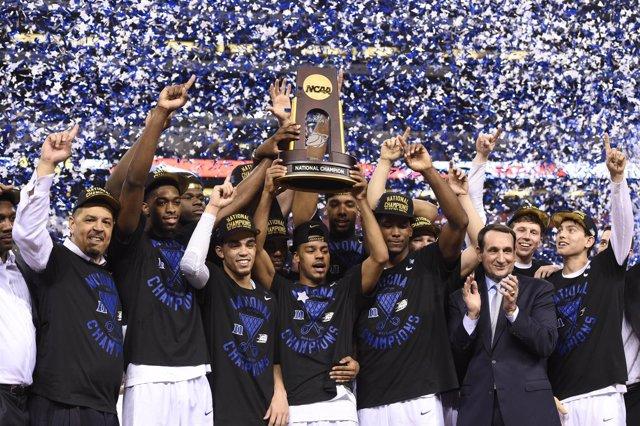 Duke vuelve a ganar la NCAA