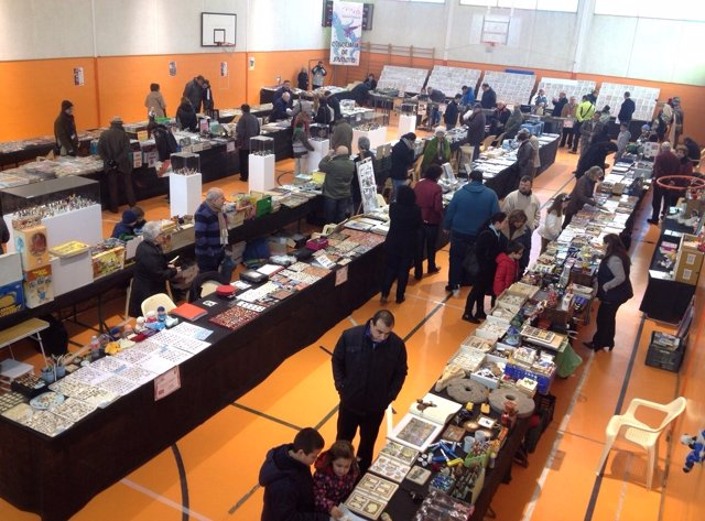 Feria Coleccionismo