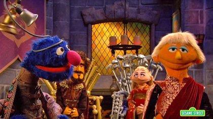 VÍDEO: Barrio Sésamo parodia Juego de tronos
