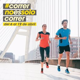 Correr no es solo correr, campaña de Decathlon