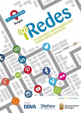 Cartel iRedes 2015