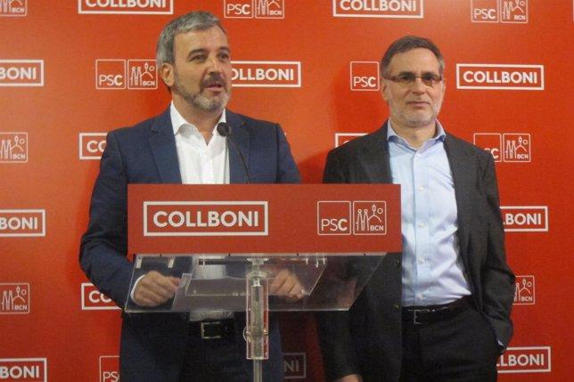 Jaume Collboni, Quim Mestre